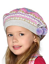Knitted Beanie For Girl