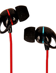 SENICC MX-123 Fashionable In-Ear Earphone with Mic and Remote for PC/iPhone/Samsung/HTC /iPod