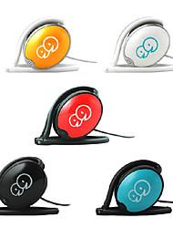 Somic MH427 plegable Neck-Band On-Ear auriculares con micrófono y remoto de PC / iPhone / Samsung / HTC / iPad / Mobile