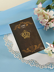 Golden Crown Bookmark