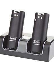 Зарядки док / ПОВ / станция с беспроводной датчик бар для Wii