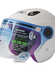 836-R High-Quality Ultraviolet-Proof Half Face Helmet