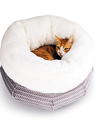 Beds Baskets Cotton White