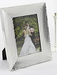"8.5""H Modern Style Metal Picture Frame"