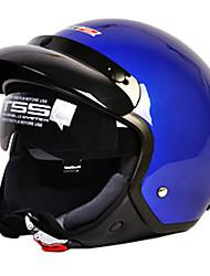 of561-3 старинных абс материал мотогонок половина шлем (опционные цветы)