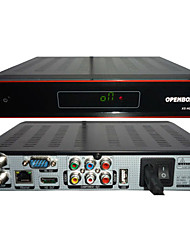 Original Openbox X5 Digital HD Receptor de Satélite Sunplus 1512 EYEBOX X5 Internet Sharing Receiver