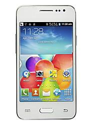 "4.0 Smartphone Android 4.2 2g ""(de doble cámara, wifi, doble sim)"