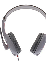 LUPUS Fashion Hi-fi Stereo Headphone Red