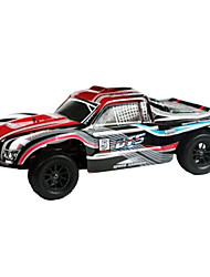 DT5 EBL Brushless RTR RC Truck (Red)