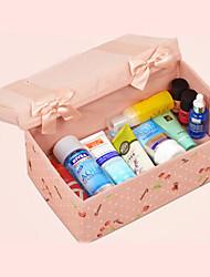 Modern Pink Big Lidded Storage Box