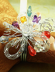 Multi-color Acrylic Napkin Ring