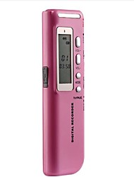 4G MP3 Digital Voice Recorder Rosa