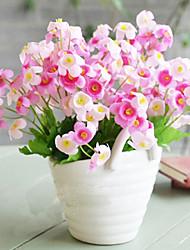 "6 ""H Moderne stijl Orchideeën in keramische vaas"