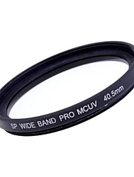 40.5mm Slim Multi Coated MC-UV Filter Lens