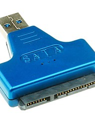 High Speed USB3.0 To SATA Serial ATA HDD Converter