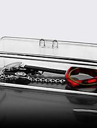 Modern Liscio Rectangular Transparent Storage Box