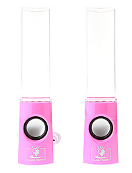 Dancing Water USB Hi-Fi Stereo Speaker for Computer MP3 Phone iPhone (Lileng 301)