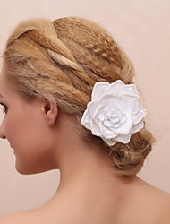 Women's Fabric Headpiece - Casual Flowers