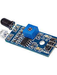 Lm393 Light Sensor Photosensitive Sensitivity Light Sensor Module for (For Arduino) Free Dupont Cables