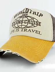 Oyear Vintage Contrast Color Antique Coffee Cap