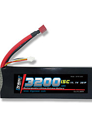 DLG 11.1V 3200mAh 3S 15C Lipo Battery
