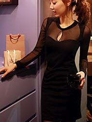 Women's Dresses , Nylon/Others CoolCube