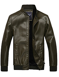 Men's Blazers & Sport Coats , Polyester/PU ARW