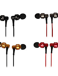 SENICC MX-154 Fashionable In-Ear Earphone  for PC/iPhone/Samsung/HTC /iPod