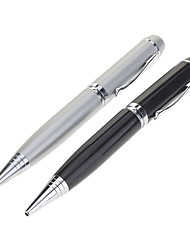 2GB Hidden Seper Voice Recorder Pen Black & Silver