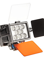 22W LED-5080 Video flash Light For Sony DSLR Camera With Sony F550 Battery & U006 Charger