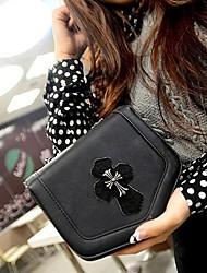 Rétro épaule de femmes de sac Messenger Bag