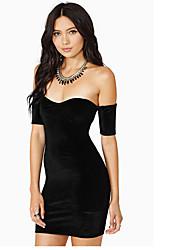 Women's Dresses , Polyester Topro