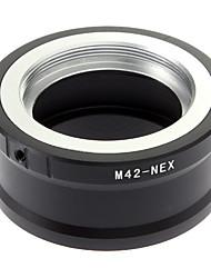 Металл M42 для Sony E Mount Adapter Винт объектива NEX 5/NEX-7/NEX-C3/NEX-5N/NEX-VG10