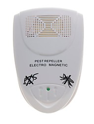 Ultrasonic Indoor Electronic Mosquito/Bug/Mouse/Pest Repeller Pest Reject Repellent U.S Plug