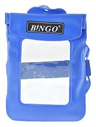 Bingo WP0105 PVC Coated Blue Dry Bag Waterproof Case for Digital Card Camera (Blue, UP TO 20M)