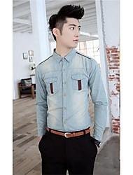 Men's Fashion Pocket Jeans