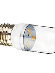 1W E26/E27 Spot LED 6 SMD 5730 70-90 lm Blanc Chaud AC 100-240 V