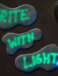 Criativo Plasticine Magnetic Luminous Reciclável
