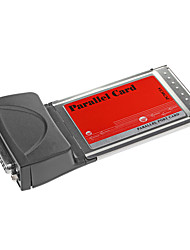 PCMCIA-Karte zu LPT Parallel Port Adapter für Laptop Notebook