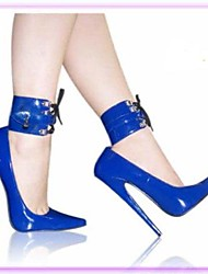 7in High Heels,Women Pumps,Sexy Shoes NO.13302L