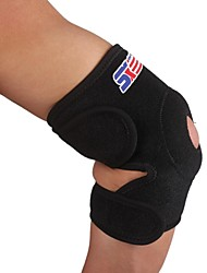 Adjustable Ventilate Elastic Sport Elbow Guard Protector - Free Size