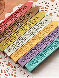 Floral Pattern Sealing Wax (More Colors)