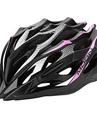 Casque Vélo (Rose dragée / Noir , PC / EPS)-de Unisexe - Cyclisme / Cyclisme en Montagne / Cyclisme sur Route / Cyclotourisme Half Shell