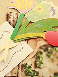 Carte de voeux Vase design