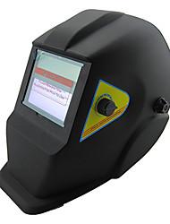 Projeto simples Li Bateria Solar Auto Escurecimento Welding Helmet