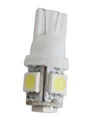 1W 12V LED bil ljus Bult