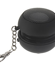 Mini Rechargeable Portable Speaker for MP3/MP4/ SONY PSP/Ipod(Black)