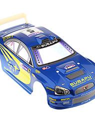 Blue Body Shell for 1:10 R/C Car item# YX00469