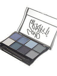Sugar Box Amazing 8 Color Eye Shadow(Color NO.6)