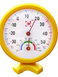 Posto Relógio Termo-higrômetro -30 ° C a 50 ° C/0-100% RH